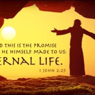Jesus Came To Give You Eternal Life So That Your Joy Would Be Complete