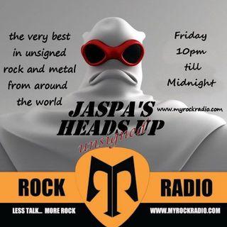 Jaspa's Heads Up Show 30.03.2018