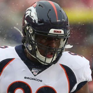 HU #518: Broncos Shake up the D-Line with a Roster Cut   w/ Mundungus Creevey