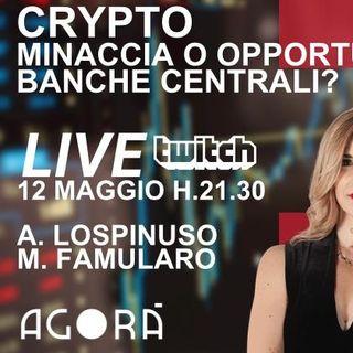 2021-13 Edufin  - Crypto e CBDC con Tommaso Monacelli