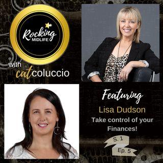 Rocking Midlife with Lisa Dudson