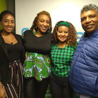 Diálogos Intergeneracionales de poetas Afrocolombianos