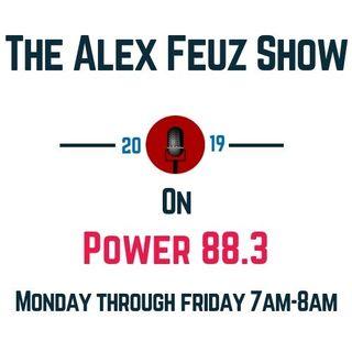 Alex Feuz Show 2-11-20