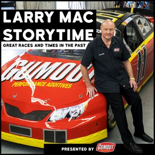 Larry Mac Storytime - 1998 Daytona 500 (audio)