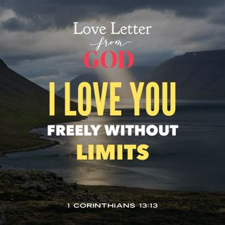 I Love You Freely Without Limits