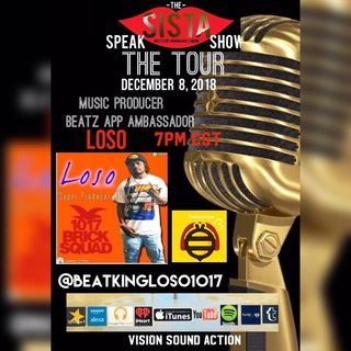THE TOUR: MUSIC PRODUCER LOSO
