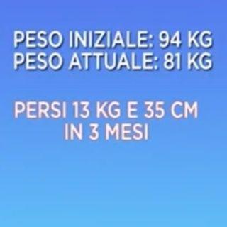 NICOLA TUSINO 🔥 PERSI 13 KG E 35 CM IN 3 MESI! 💪 DIMAGRIRE CON VIVERESNELLA