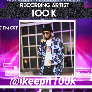 THE TOUR:SPECIAL GUEST RECORDING ARTIST AND PRODUCER 100K