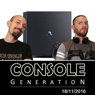 La prova di PS4 Pro e altro! - CG Live 18/11/2016