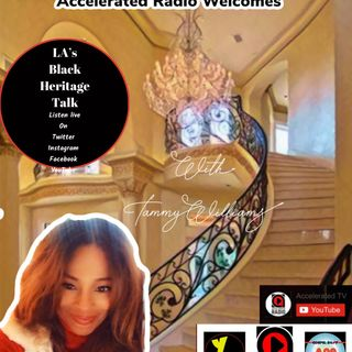LA's Black Heritage Talk 1/16/2021