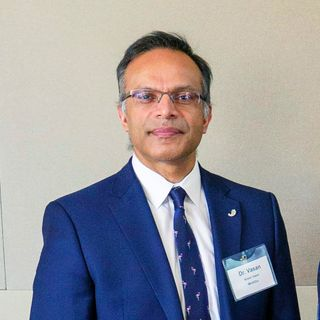 OVF Podcast Ep25: Dr. Nilesh Vasan, WorkOur