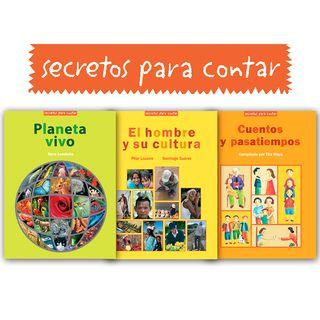 Programa # 23 - Libros 4-5-6 de Secretos para contar