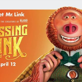 Out Now 359: Missing Link
