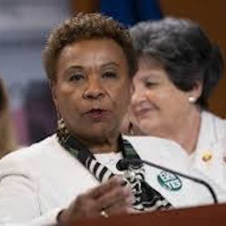 U.S. Rep. (CA) Barbara Lee talks about Trump and Reparations