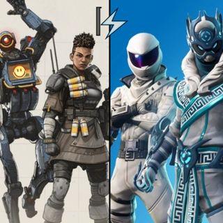 23. Apex Legends e Fortnite possono coesistere?