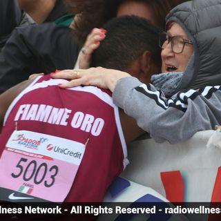 Eyob Ghebrehiwet Faniel atleta delle Fiamme Oro Padova