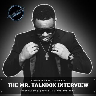 The Mr. Talkbox Interview.