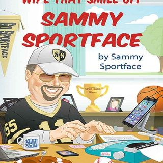 "Sportface Short Take: ""Superstar Cam Newton's Last Day as a Patriot"""