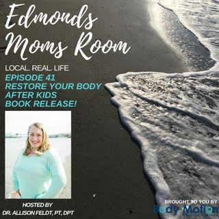 Episode 41 My Book Is Out Now! Restore Your Body After Kids The Secret To Avoid Peeing When You Sneeze And Achy Joints As You Age!