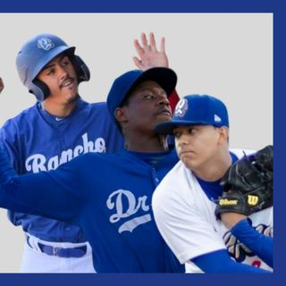 Dodgers en el Spring Training y los prospectos que podrían debutar en la temporada MLB 2021