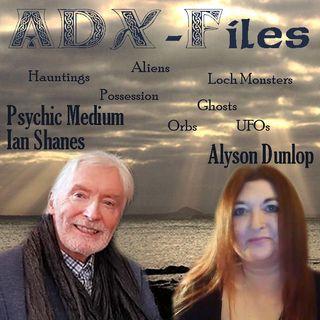 ADX 87 Ian Shanes