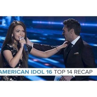 American Idol 16 | Top 14 Recap