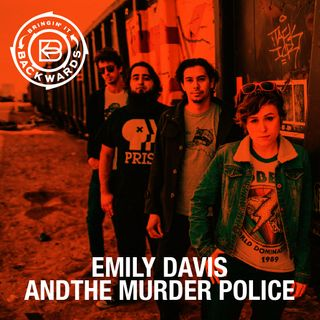 Interview with Emily Davis and The Murder Police