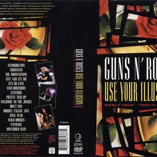 Especial GUNS N ROSES USE YOUR ILLUSION I LIVE IN TOKYO 1992 Classicos do Rock Podcast #GnFnR #yoda #r2d2 #c3po #skywalker #obiwan #kyloren