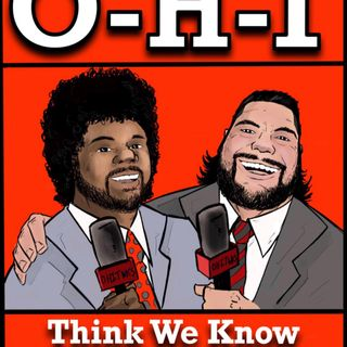 O-H-I think we know sports Ep 3 ( Three B's Bengals, Browns and Beer)