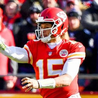 The Richard Smith Show Why Mahomes Will Throw Over 50 TD's This Season