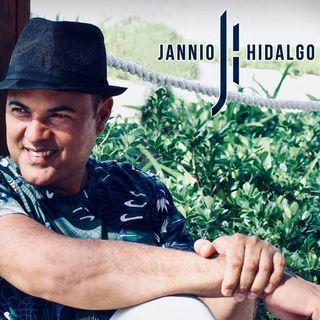 Cafe con Jannio. Entrevista al cantautor venezolano Jannio Hidalgo