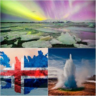 Hielo y fuego en Islandia