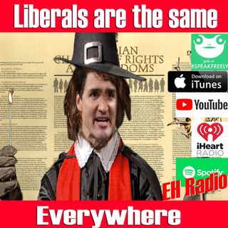 Morning moment Liberals in Canada or US What's the difference Liberals in the USA Nov 12 2018
