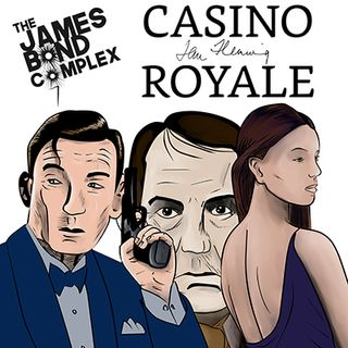 02-1953 Casino Royale by Ian Fleming