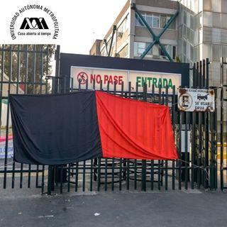 48 días de huelga en la UAM
