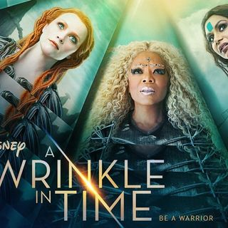 Damn You Hollywood: A Wrinkle in Time Review (2018)