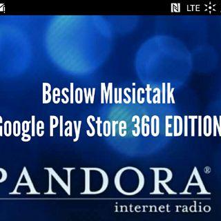 Google Play Store 360 Editions Happy Birthday Pandora