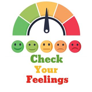 Topic: Check Your Feelings