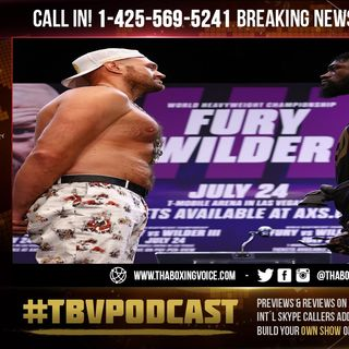 🚨AUDIO ONLY: ☎️Deontay Wilder: If Tyson Fury Doesn't Fight He Will Be Stripped and Force to PAY Me🤑