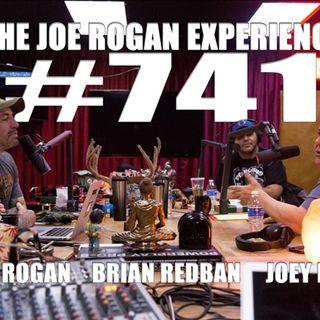 #741 - Joey Diaz