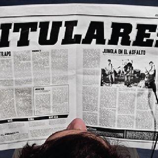 #18Ene Titulares Caiga Quién Caiga Cabildos Abierto en Miraflores