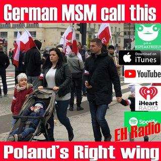 Morning moment German MSM distort celebrations in Poland Nov 26 2018
