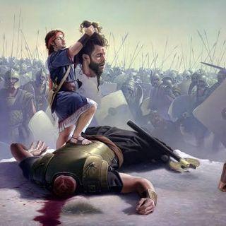 Davi X Golias & Mão seca