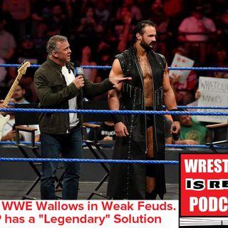 While WWE Wallows in Weak Feuds. KOP has a Legendary Solution : KOP 06.13.19