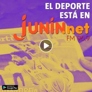 Viernes 12 de Julio - Noticias Deportivas de Junín - Radio Junin.net