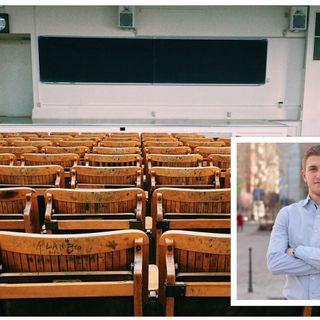 """Università, studenti """"senior"""" come guida per le matricole. L'idea è di un 22enne vicentino"""