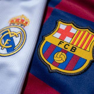 Ep.4 || HABLEMOS UN POCO SOBRE EL F.C BARCELONA Y EL REAL MADRID, PARA QUÉ ESTAN AMBOS CLUBES? EL MADRID CANDIDATO A LA CHAMPIONS?⚽️