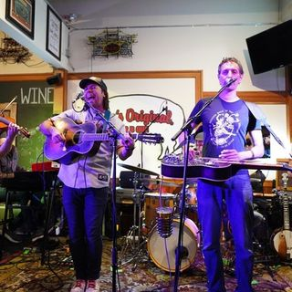 Something Beautiful Hot Buttered Rum Live at Moe's Original Bar B Que, Tahoe City CA on 2021-05-22
