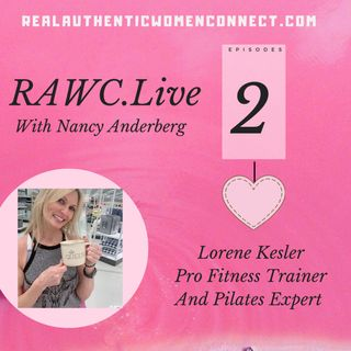 Fitness Expert Over 50 Lorene Kesler