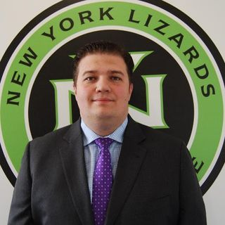 Ep. 646 - Jason Velez (VP of Ticket Sales, NY Lizards)